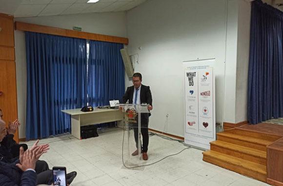 Μια επιτυχημένη εκδήλωση του Εσπερινού ΕΠΑ.Λ. Κατερίνης σε συνεργασία με το KIDS SAVE LIVES